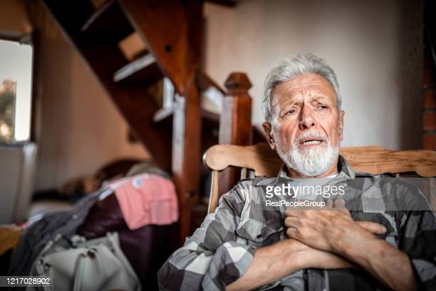 i'm sick and the hospitals are full of people.quarantine - heart attack stock pictures, royalty-free photos & images