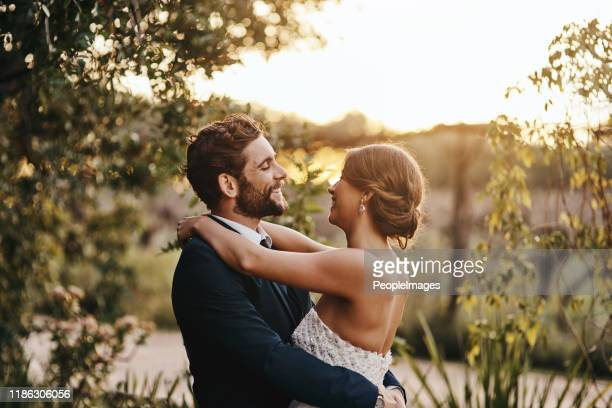 i'm so happy that i met you - wedding ceremony stock pictures, royalty-free photos & images