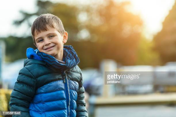 i'm starting school! - first occurrence stock pictures, royalty-free photos & images