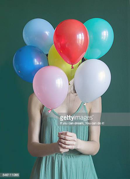 I'm still a balloon