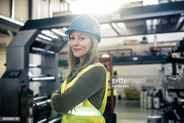 i'm the boss at this construction site - waistcoat stock photos and pictures
