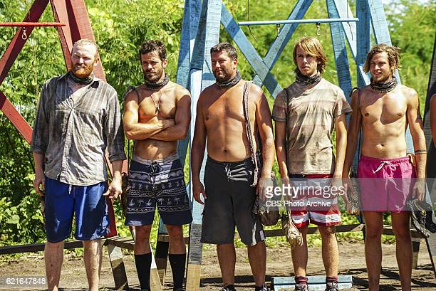 I'm the Kingpin Chris Hammons Ken McNickle Bret LaBelle Will Wahl and Taylor Stocker compete on the eighth episode of SURVIVOR Millennials vs Gen X...