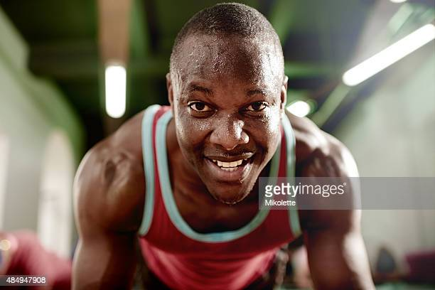 i'm the master of my own fitness - sweat stock pictures, royalty-free photos & images