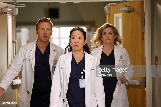 S ANATOMY I'm Winning Cristina is nominated for a Harper Avery and although most of her fellow doctors are ecstatic she won't let herself get too...