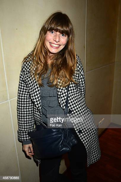 'I'm Your Man' actress Maelys Ricordeau attends the 'Heroines' Women Short Movies Screening Cocktail Hosted By 'Le Jour Le Plus Court' At The Cinema...