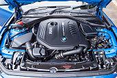 BMW M140i 2017 Engine