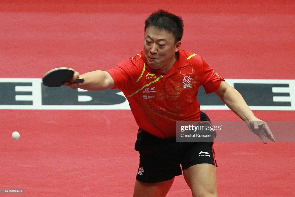 LIEBHERR Table Tennis Team World Cup 2012 - Day 3