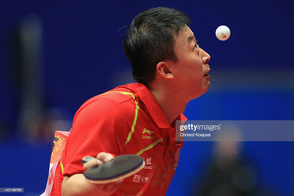 LIEBHERR Table Tennis Team World Cup 2012 - Day 6
