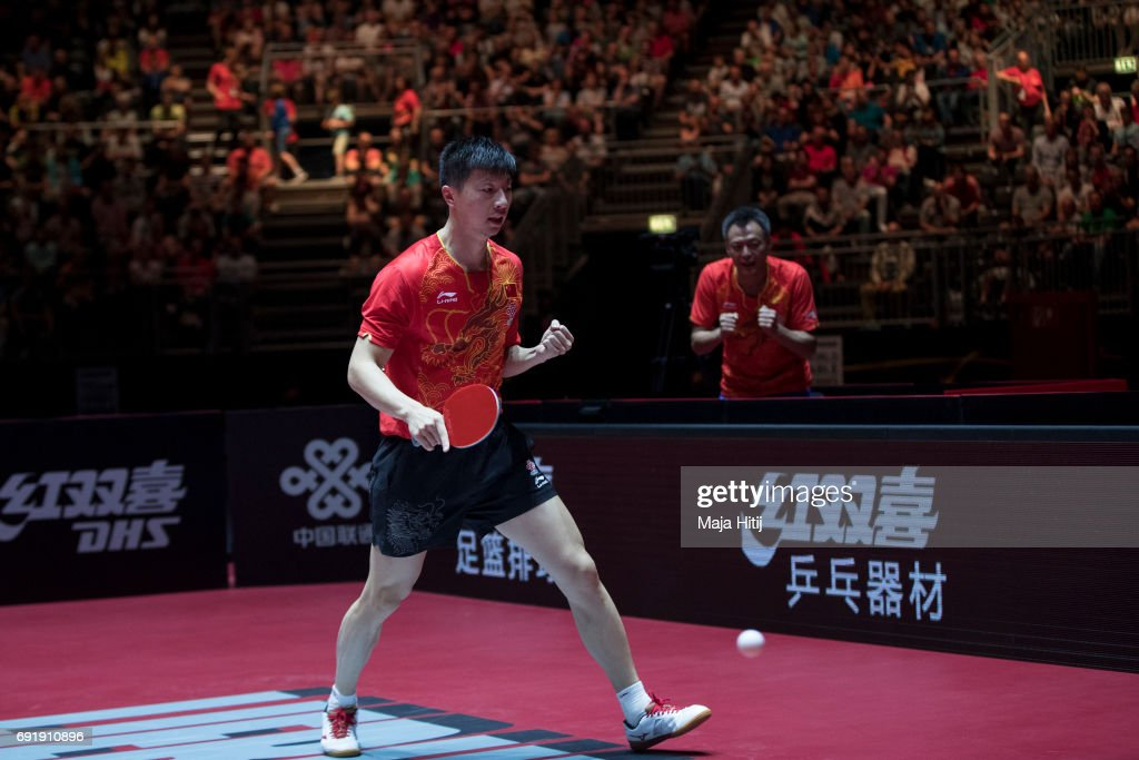Table Tennis World Championship - Day 6