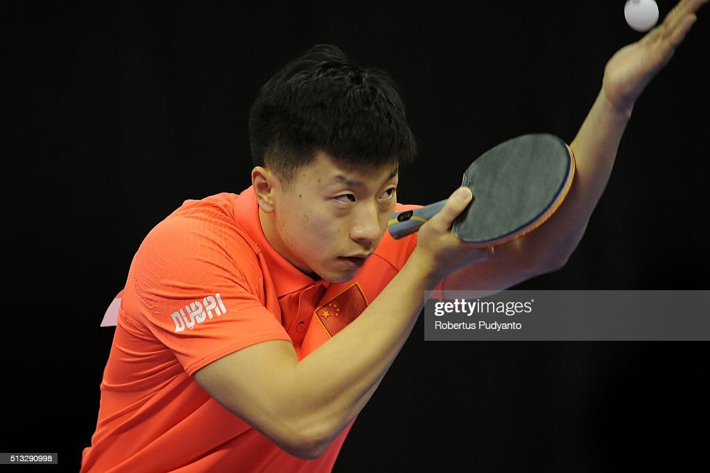 2016 World Team Table Tennis Championship : News Photo