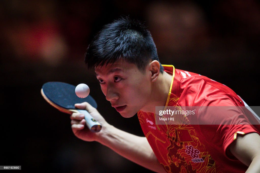Table Tennis World Championship - Day 2