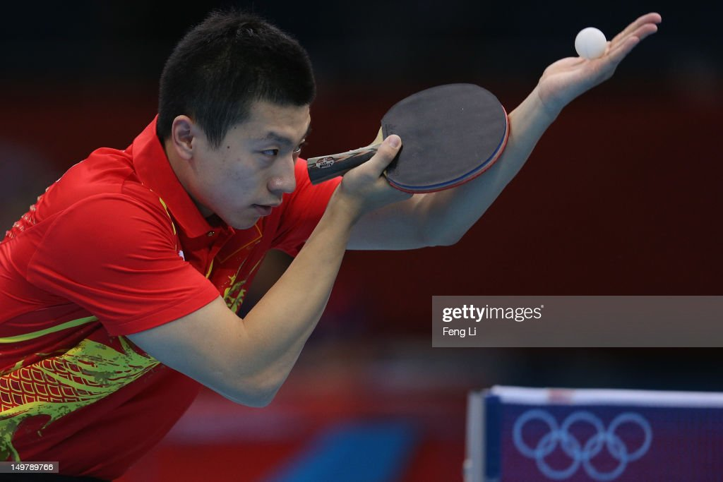 Olympics Day 8 - Table Tennis : News Photo