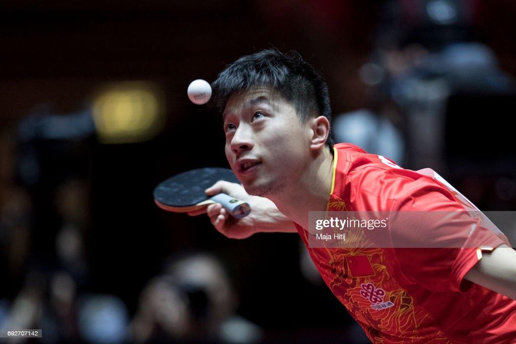 Table Tennis World Championship - Day 8 : News Photo