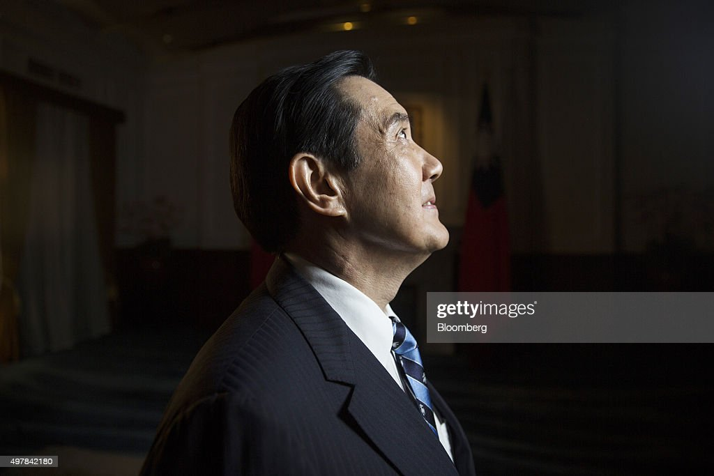 Taiwan's President Ma Ying-Jeou Interview