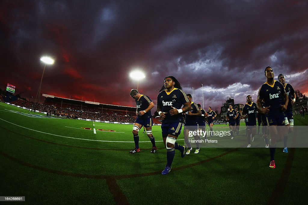 Super Rugby Rd 6 - Chiefs v Highlanders
