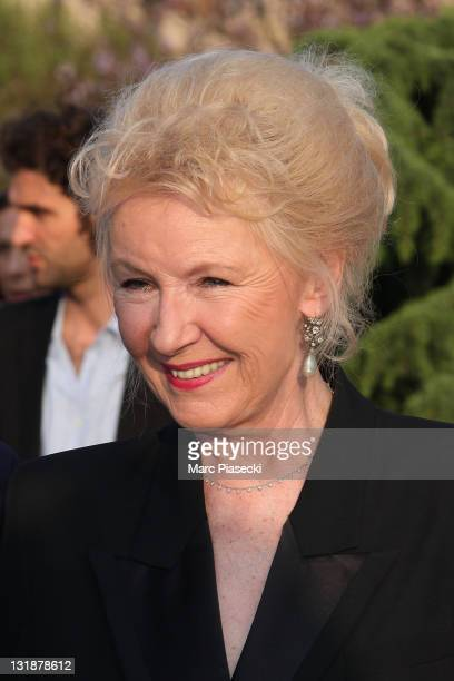 Maaike Jansen attends the 25th Moliere Awards Ceremony on April 17 2011 in Creteil France