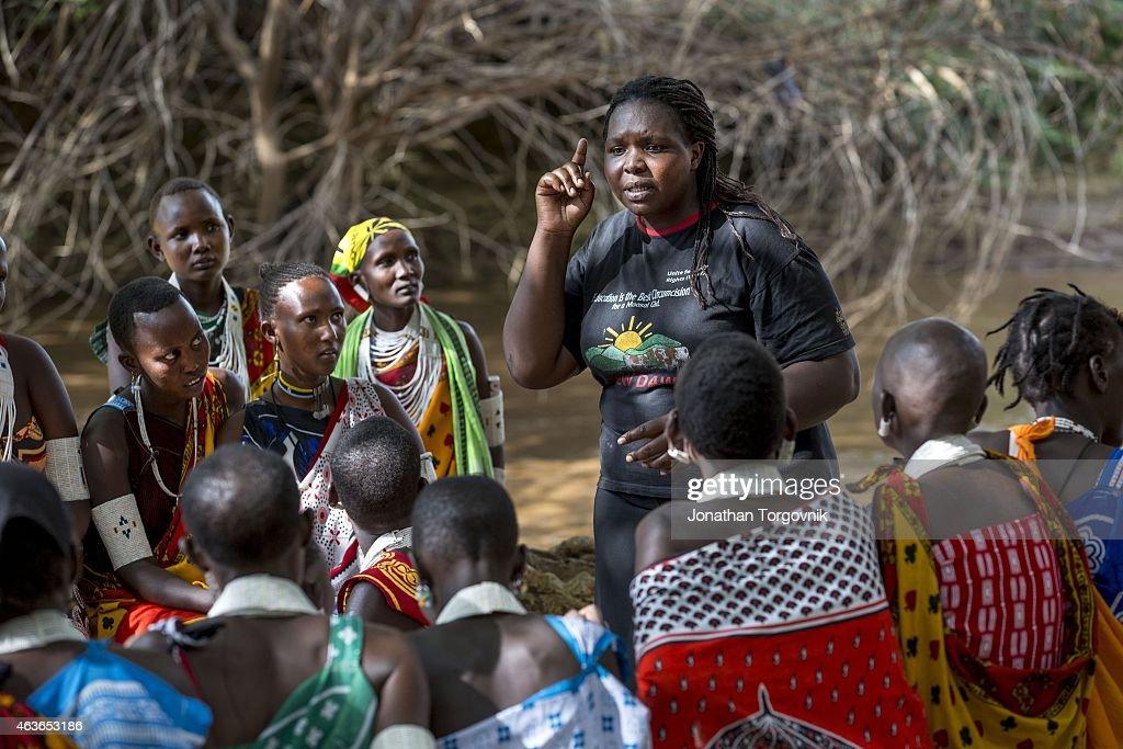 Hewlett Foundation Grantees in Kenya : Nachrichtenfoto