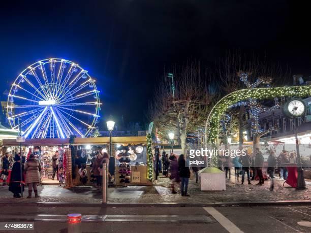 Maastricht christmas market in full swing