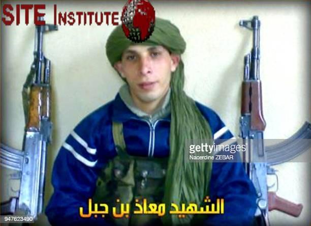 Ma'az bin Jamal l'un des auteurs presume des attentats d' Alger