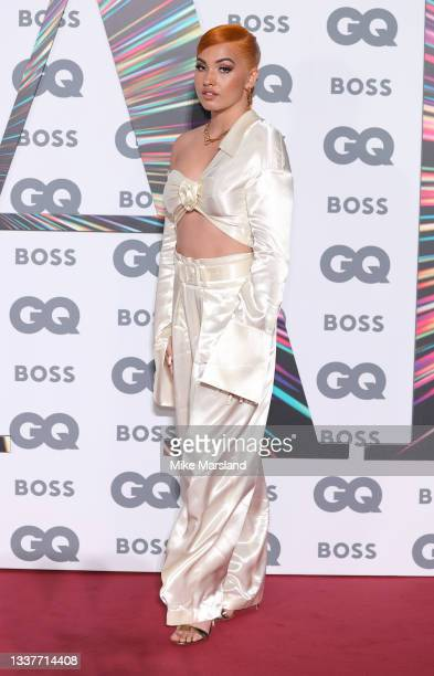 Mabel attends the GQ Men Of The Year Awards 2021 at Tate Modern on September 01, 2021 in London, England.