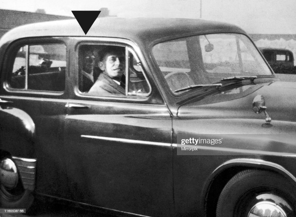 Ghost Picture of Ellen Nammell : News Photo