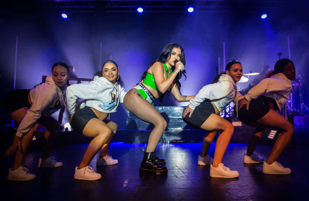 GBR: Mabel Performs At The O2 Academy, Birmingham