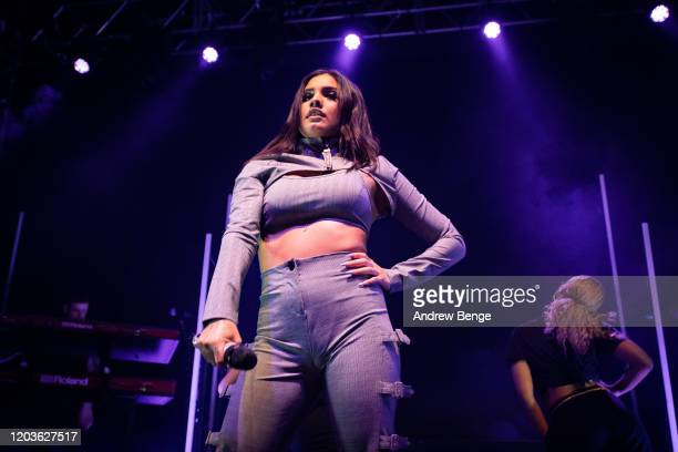 Mabel performs at O2 Academy Leeds on February 02 2020 in Leeds England