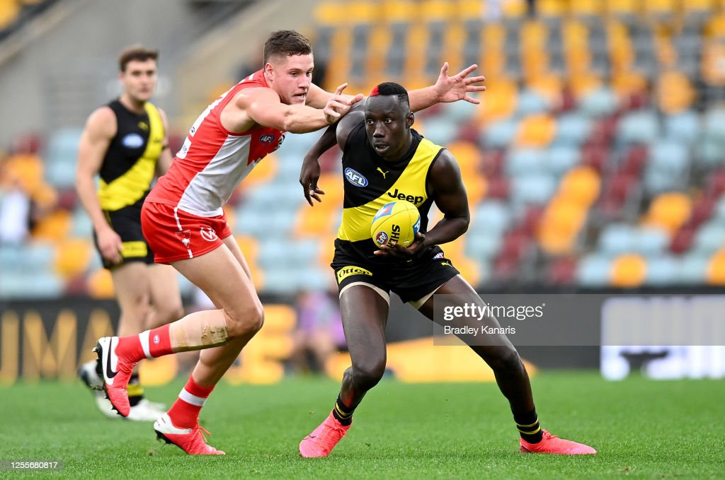 AFL Rd 6 - Richmond v Sydney : News Photo