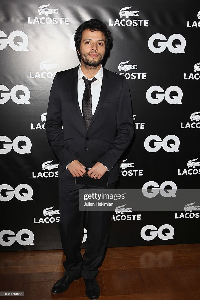'GQ Man Of The Year 2010' 1st Edition - Photocall