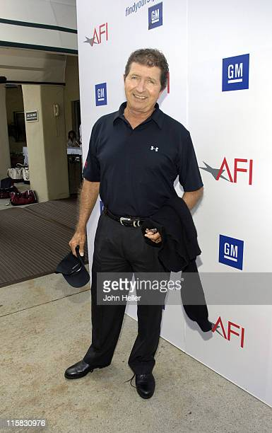 Mac Davis during 8th Annual American Film Institute Golf Classic Presented by General Motors in Los Angeles California United States