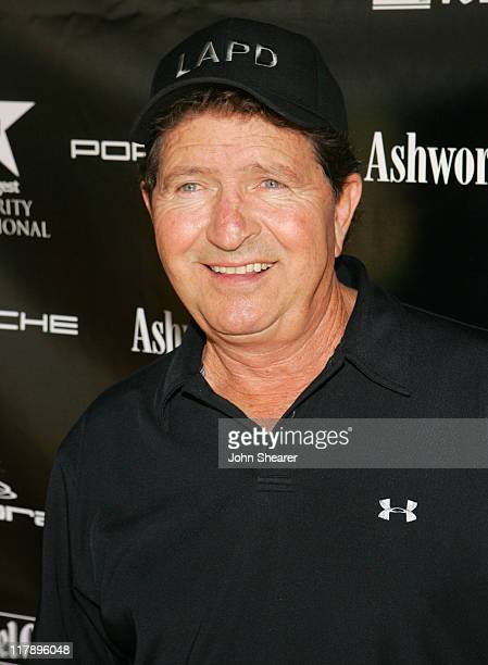 Mac Davis during Golf Digest Celebrity Invitational at Wilshire Country Club in Hollywood California United States
