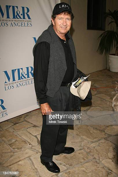 Mac Davis during Museum of TV Radio's Fourth Annual Celebrity Golf Classic at Riviera Country Club in Pacific Palisades California United States