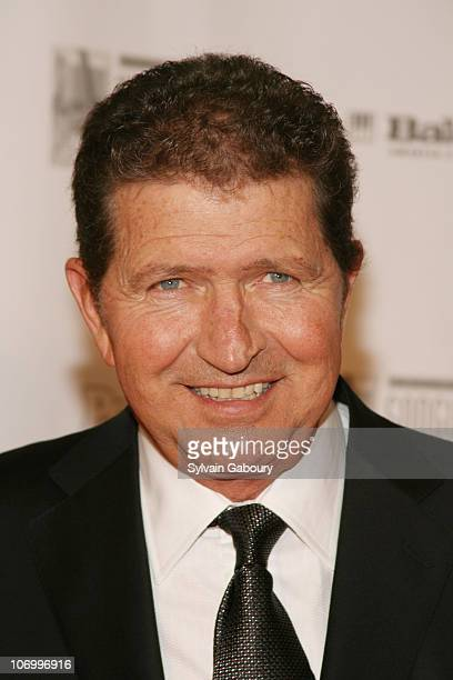 Mac Davis during The Songwriters Hall Of Fame Ceremony 2006 at Marriott Marquis Hotel in New York New York United States