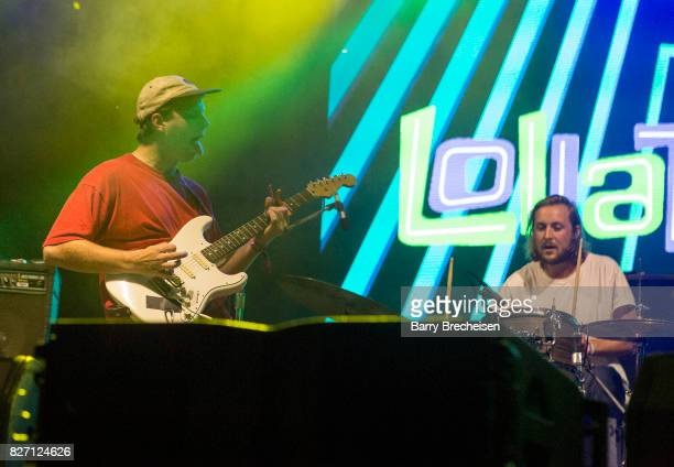 Mac DeMarco performs at Grant Park on August 5 2017 in Chicago Illinois