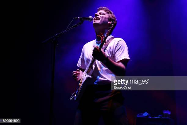 Mac DeMarco performs at O2 Academy Brixton on May 31 2017 in London England