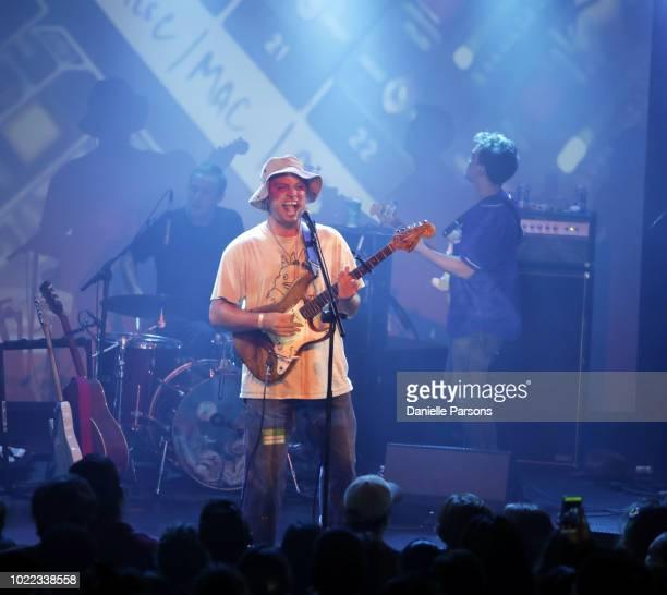 Mac DeMarco performs at Teragram Ballroom on August 23 2018 in Los Angeles California