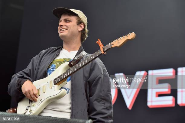 Mac DeMarco performs onstage during the 2017 Governors Ball Music Festival Day 3 at Randall's Island on June 4 2017 in New York City