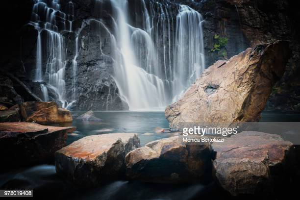 mac kenzie falls - waterfall stock pictures, royalty-free photos & images