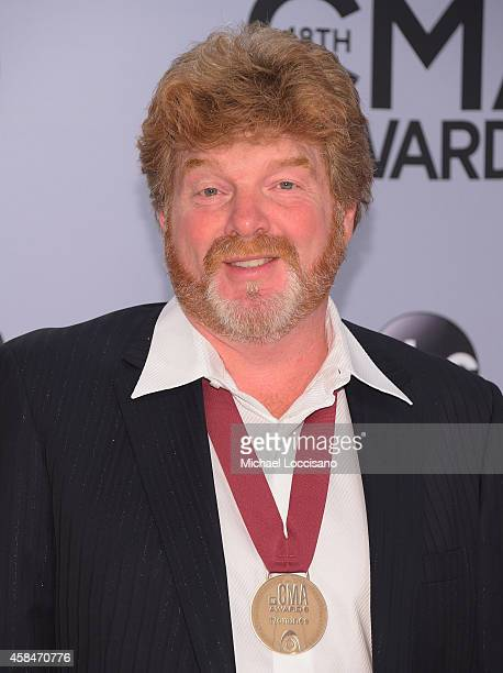Mac McAnally attends the 48th annual CMA Awards at the Bridgestone Arena on November 5 2014 in Nashville Tennessee