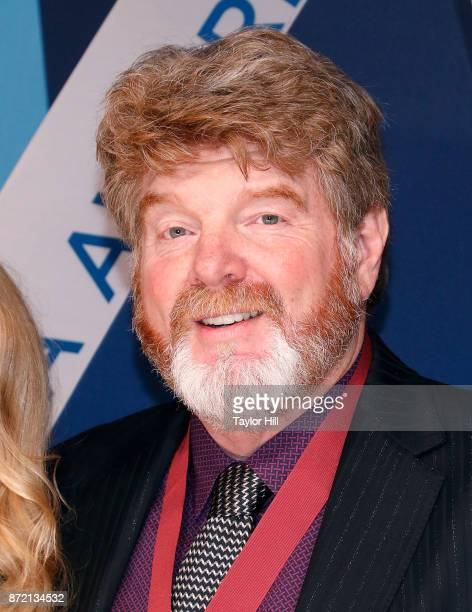 Mac McAnally attends the 51st annual CMA Awards at the Bridgestone Arena on November 8 2017 in Nashville Tennessee