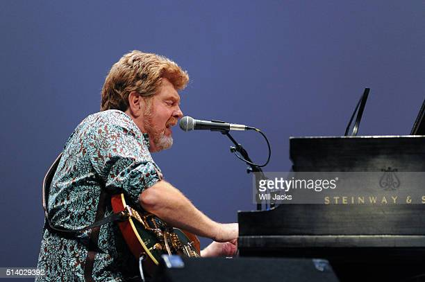 Mac McAnally performs at the benefit concert for GRAMMY Museum Mississippi on March 5 2016 in Cleveland Mississippi