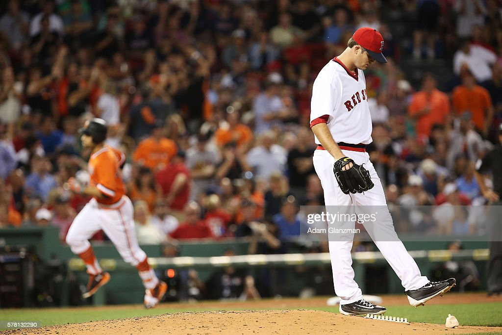 San Francisco Giants v Boston Red Sox