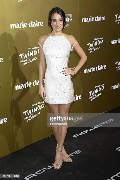 Macarena Garcia attends the 2015 Marie Claire Prix de la Mode at Callao Cinema on November 19 2015 in Madrid Spain