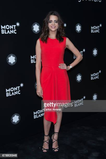 Macarena Gomez attends Montblanc de la Culture Arts Patronage Award at the Madrid Palacio Liria on May 4 2017 in Madrid Spain