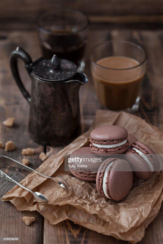 Macaron : Stock Photo
