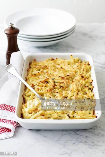 Macaroni pasta bake