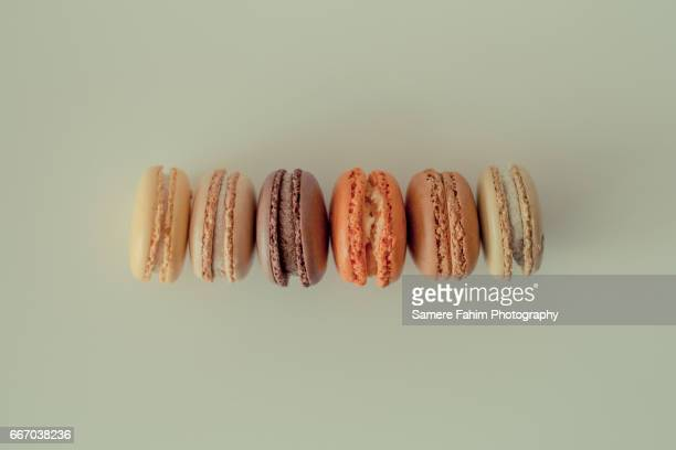 macaroons - samere fahim stock photos and pictures