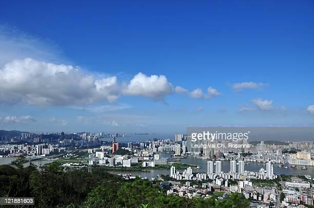Macau and Zhuhai
