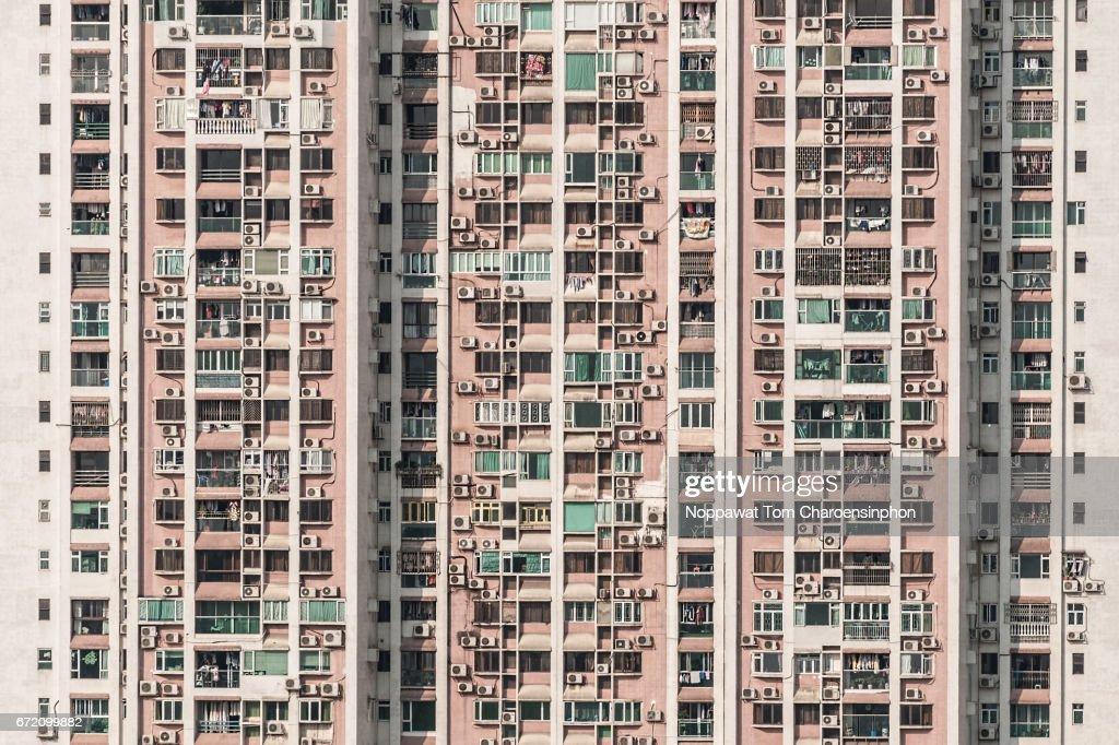 Macau Apartment Stock Photo