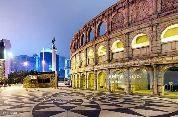 Macau Fisherman's Wharf Roman Amphitheatre